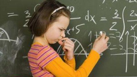 Математический тест: школьные задачки решат не все взрослые!