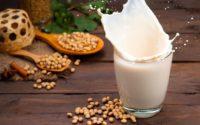 Соевое молоко: польза и вред для женщин, употребление для похудения, отзывы
