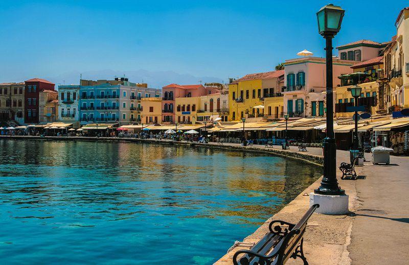 Ханья, Греция
