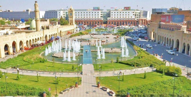 Эрбиль, Иракский Курдистан