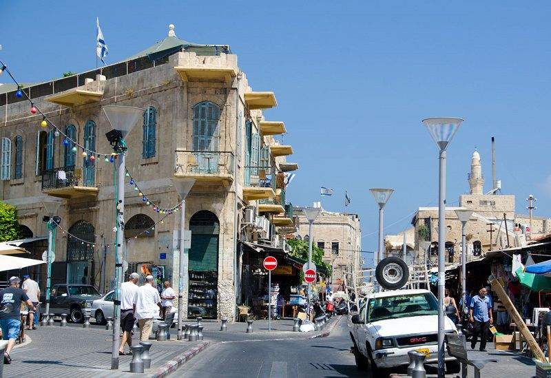 Джаффа, Израиль