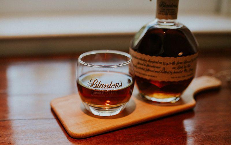 Бурбон Blanton's