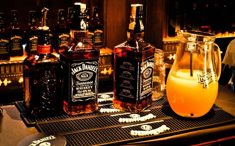 Бурбон Jack Daniels