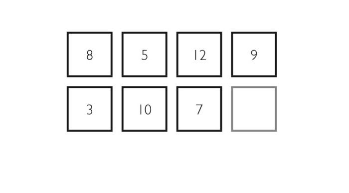 Какую цифру нужно поставить в пустой квадрат?