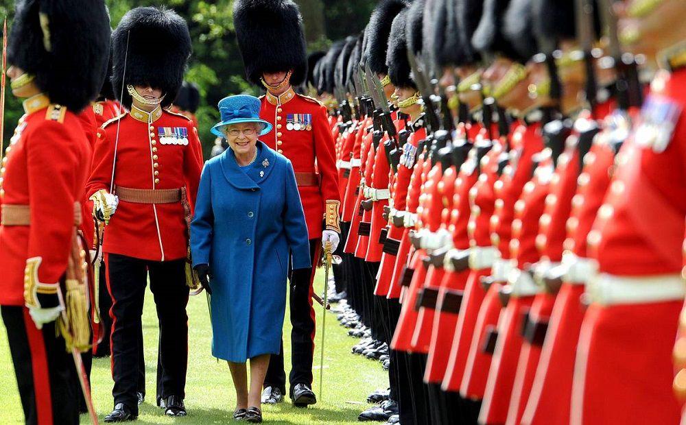 Королевские гвардейцы Великобритании