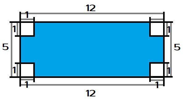 Определите какую часть от площади всего прямоугольника занимает площадь закрашенной части