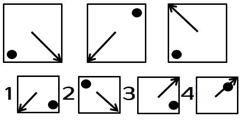 5. Какая фигура должна стоять следующей