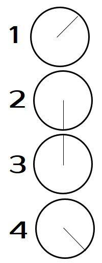 9. Какая фигура должна идти следующей?