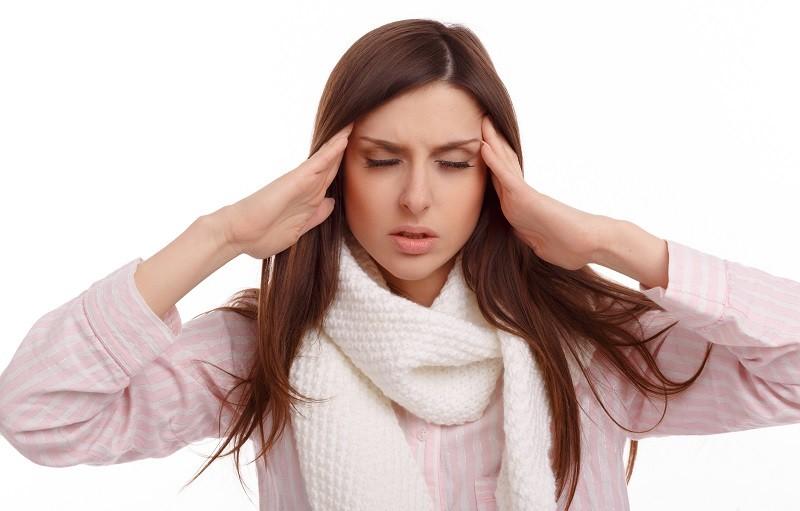 Секс облегчает головную боль