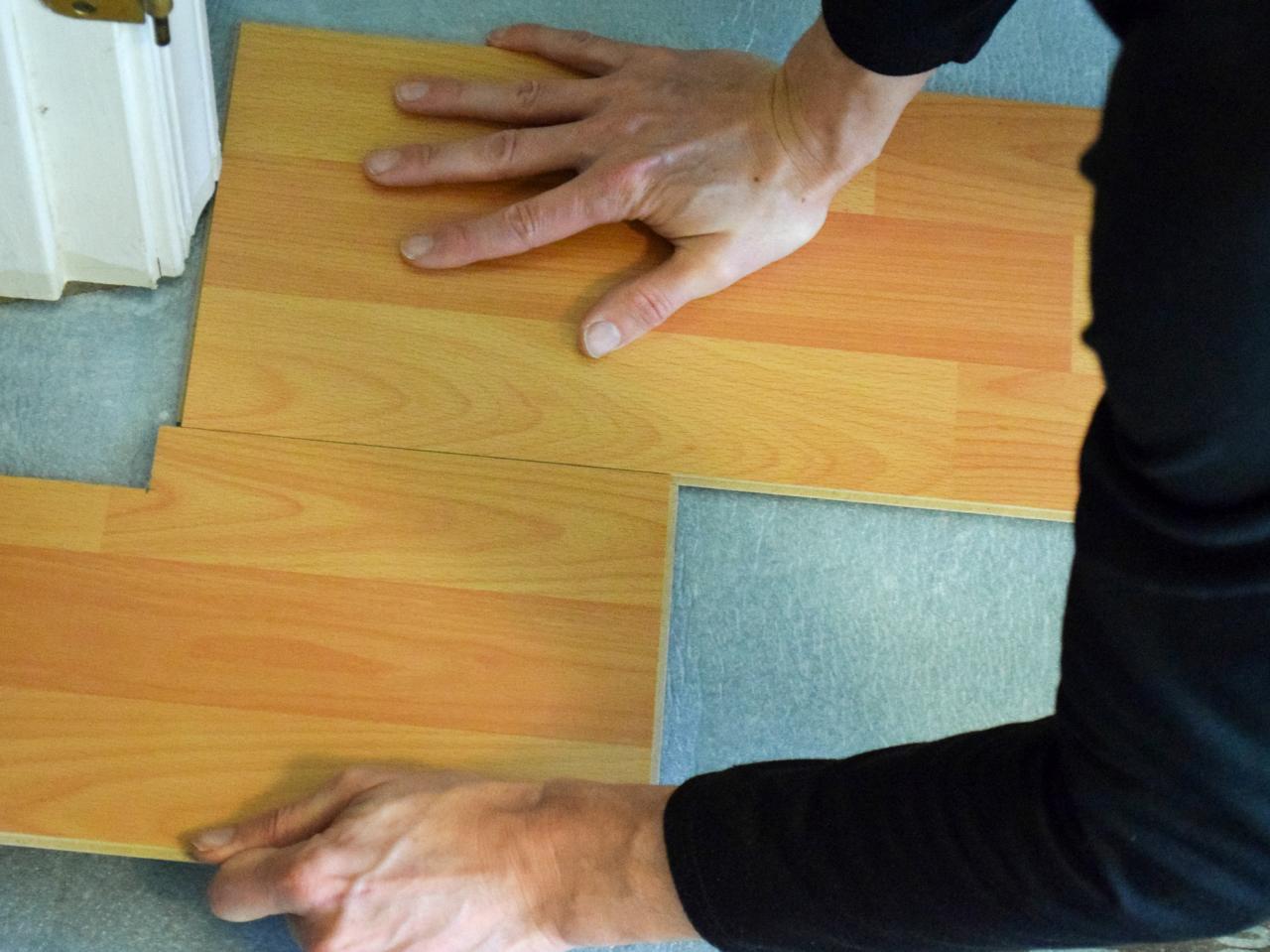 Как положить ламинат своими руками пошагово 86