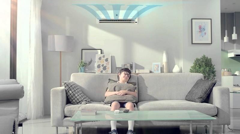 Кондиционер поможет сделать среду в помещении максимально комфортной