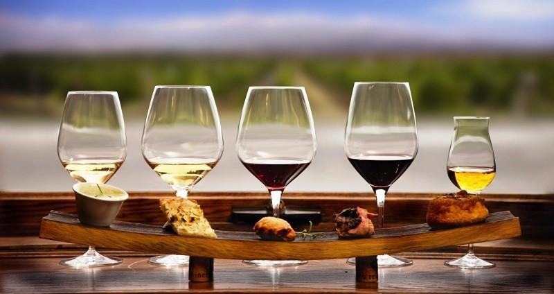 Сочетание вин с едой