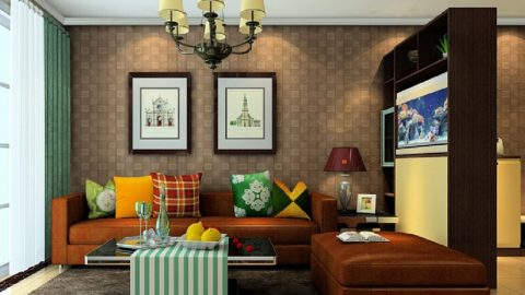 Аквариум в интерьере квартиры, дома, офиса — фото и советы