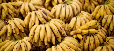 Как хранить бананы, чтобы они не стали черными