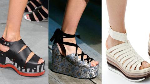 Главные тенденции моды на обувь 2017