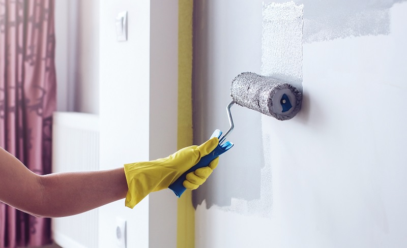 Покраска квартиры своими руками: 10 типичных ошибок
