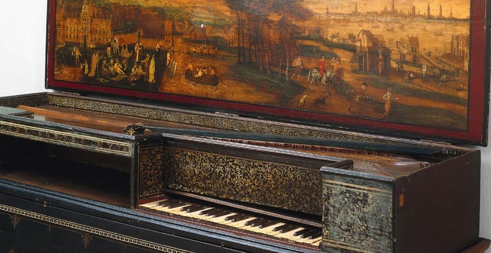 Museu Nacional da Musica в Лиссабоне, фото