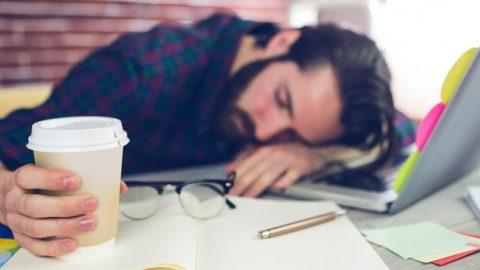 Недосыпание — серьезная проблема