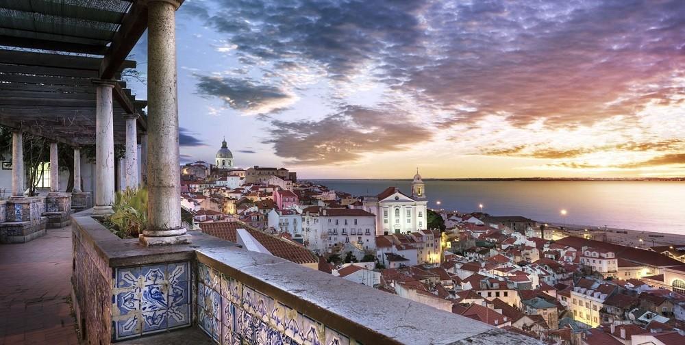Лучшая погода в Лиссабоне