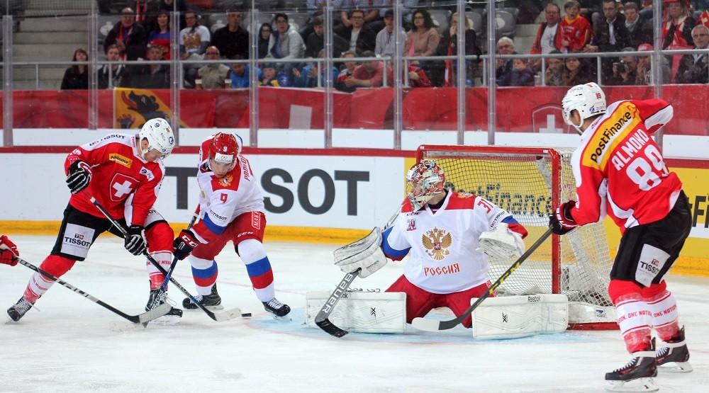 Наблюдение за хоккеем удваивает пульс