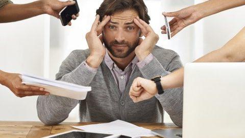 Тест: как на вас влияет стресс?