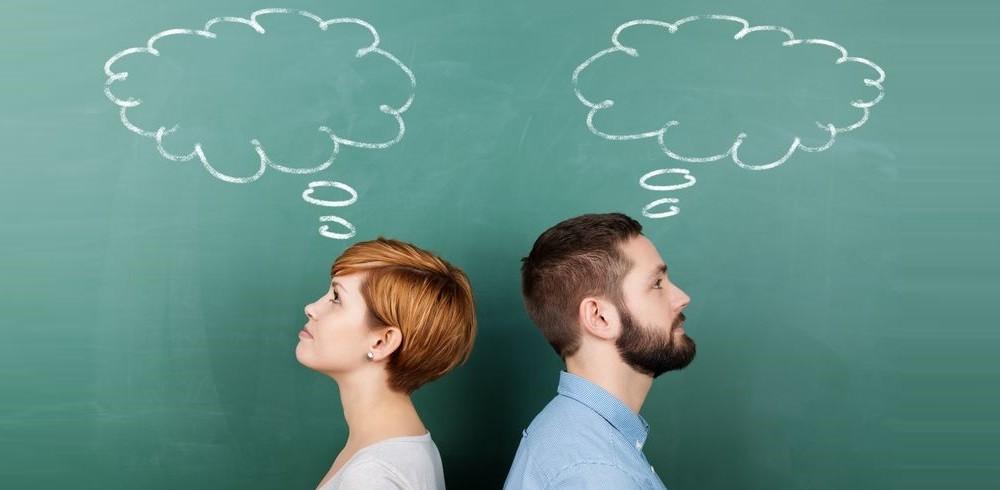 Мозг женщины и мужчины работает по-разному