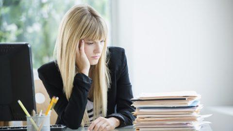 Тест: устраивает ли вас ваша работа?