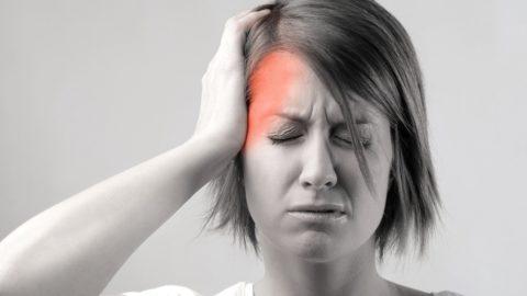 Мигрень можно облегчить с помощью кетамина