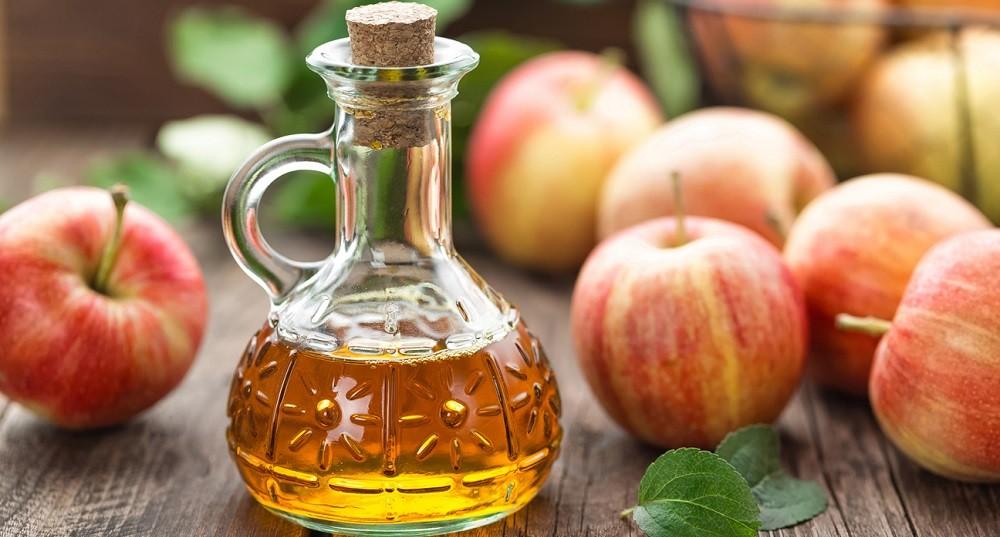 Как сделать примочки из яблочного уксуса