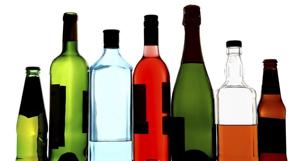 Алкоголь вызывает старение