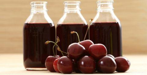 Рецепт наливки вишневой в домашних условиях