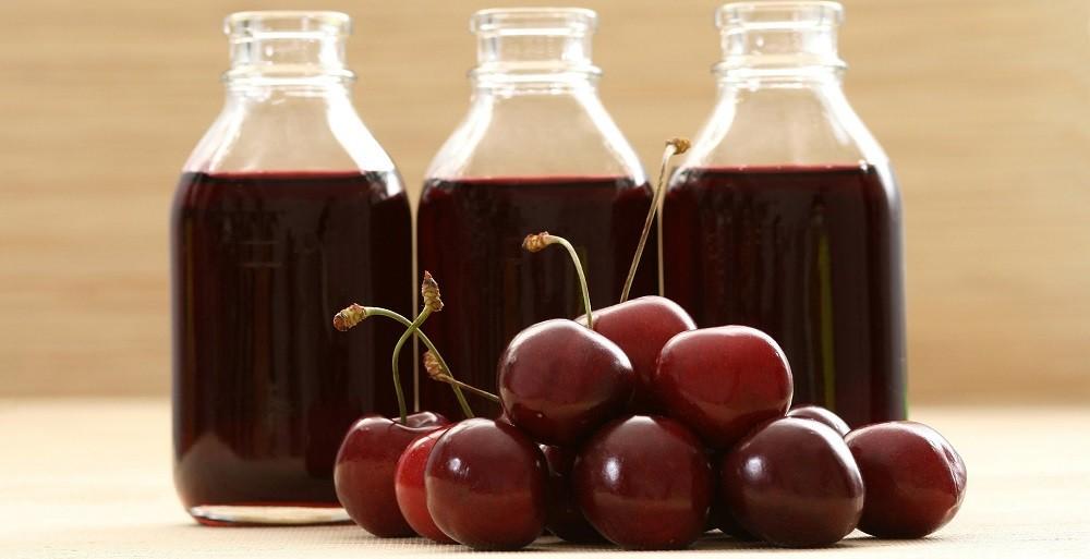 Рецепт вишневого сока в домашних условиях 549