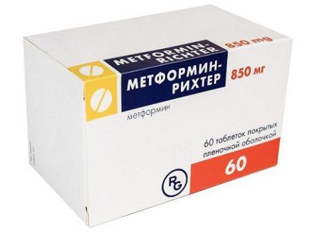 Метформин вызывает дефицит витамина B12