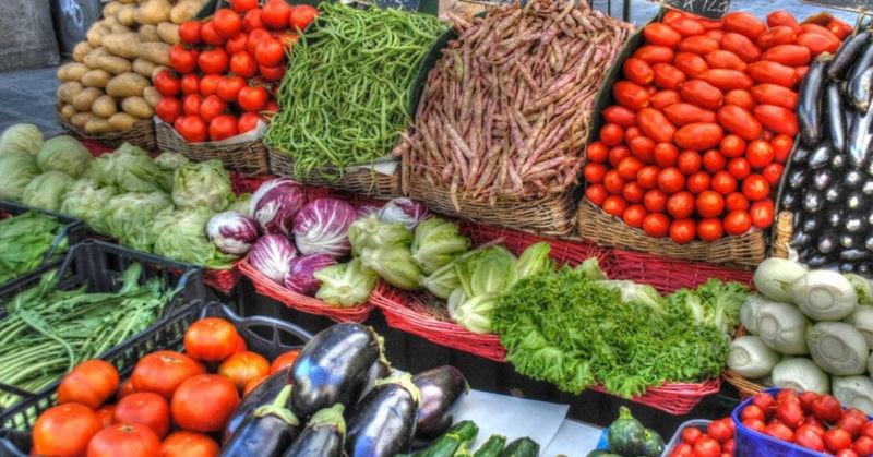 Овощи семейства пасленовых