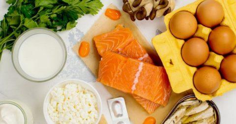 Продукты где содержится витамин D, 10 источников витамина
