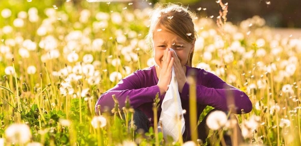 Лечение аллергии в домашних условиях