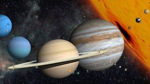 Тест на знание астрономии