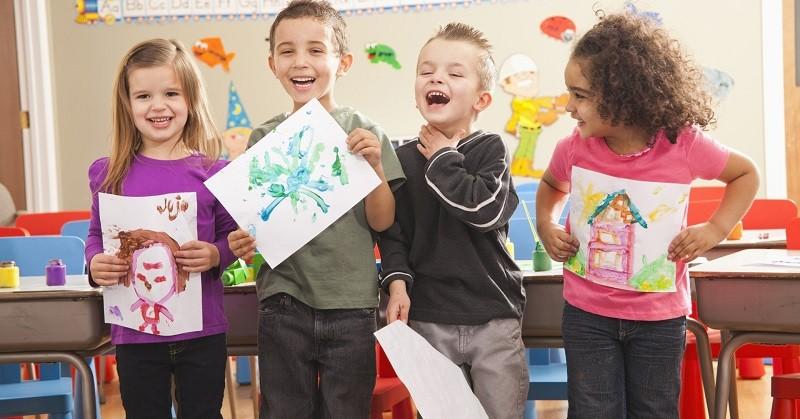 Нужно ли ребенку ходить в детский сад?