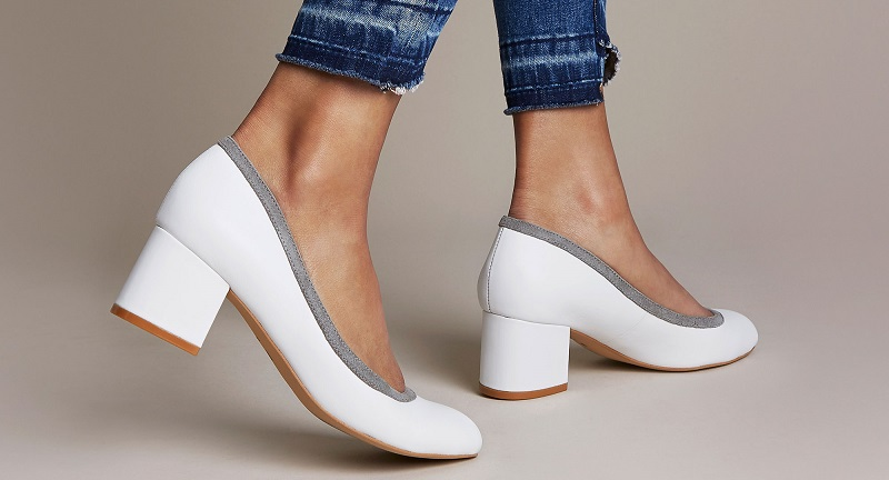 Основные виды женской обуви