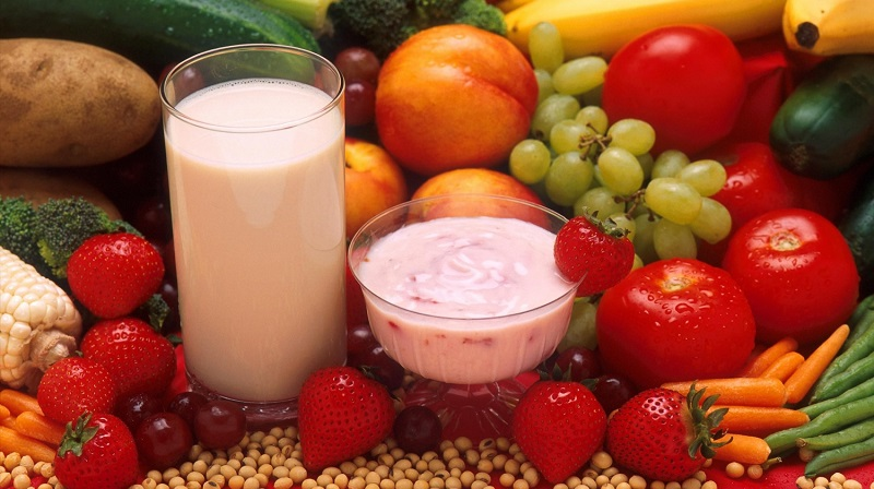 Сбалансированнаая диета