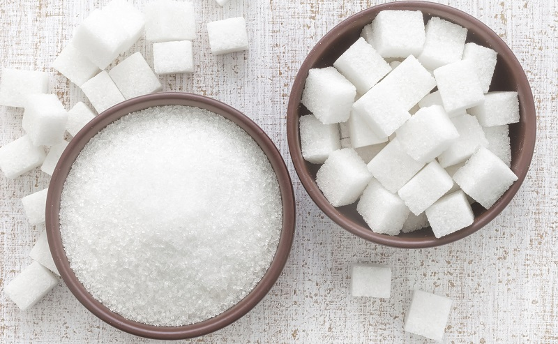 Вы едите много сахара?