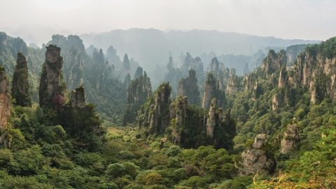 7 необычных мест планеты