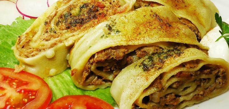 Ленивые манты (ханум) - рецепт с фото