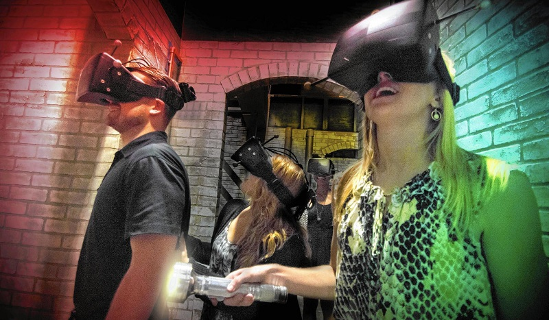VR парк