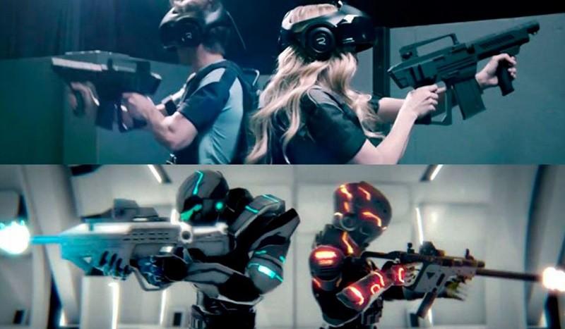 Парк виртуальной реальности