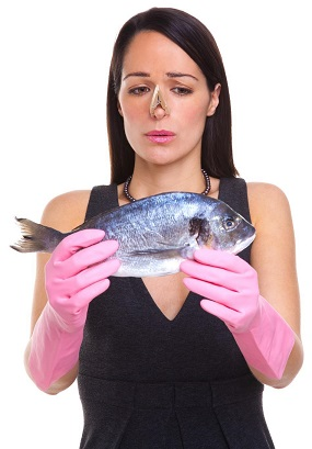 Рыбный запах мочи