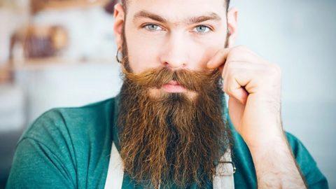 Касторовое масло для роста и укрепления бороды