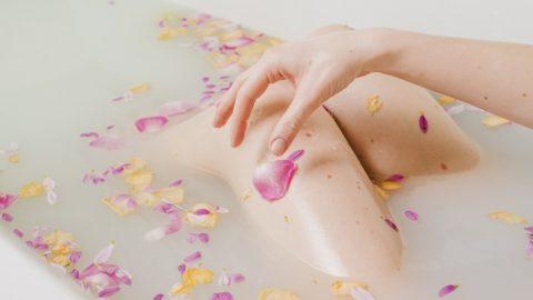9 детокс ванн для релаксации, очищения и омоложения