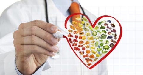 Лучшие продукты для здорового сердца